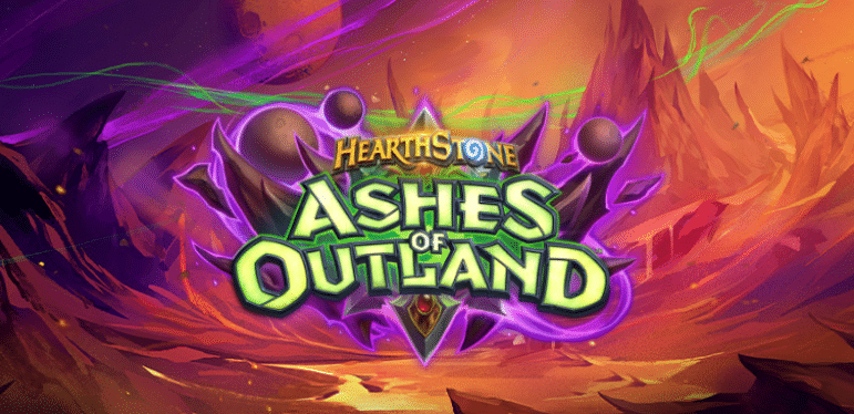 Release: Hearthstone - Ashes of Outland