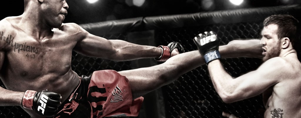 Odds på MMA och UFC. Mixed Martial Arts