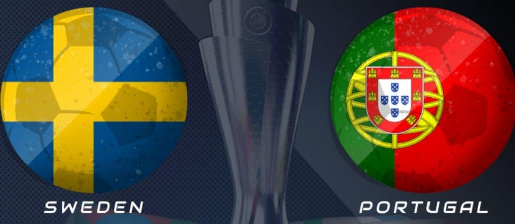 Sverige vs Portugal - Nations League oddstips
