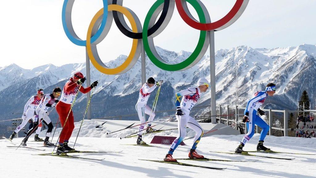 Odds på vinter OS - Betta på dom Olympiska Vinterspelen