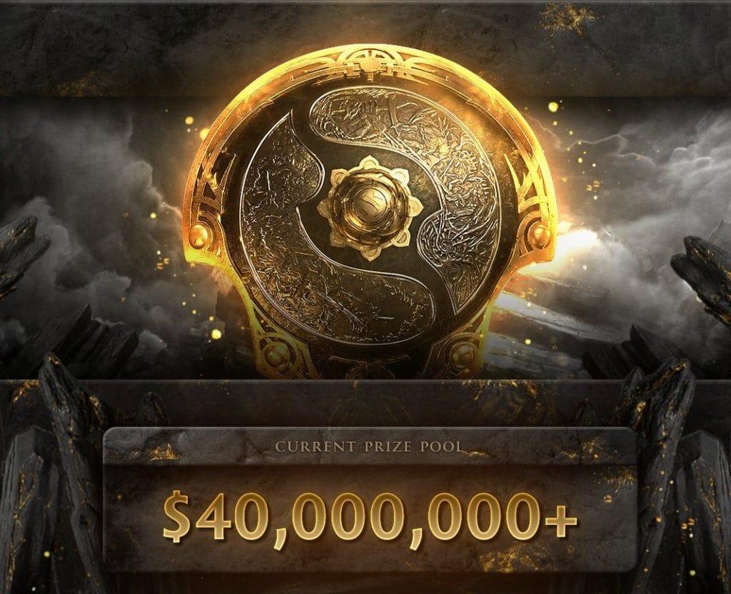 Dota 2 The International - 351 miljoner i potten