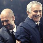 Pep Guardiola Mourinho