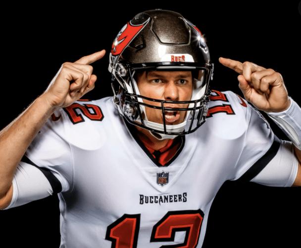 Buccaneers Brady Tom