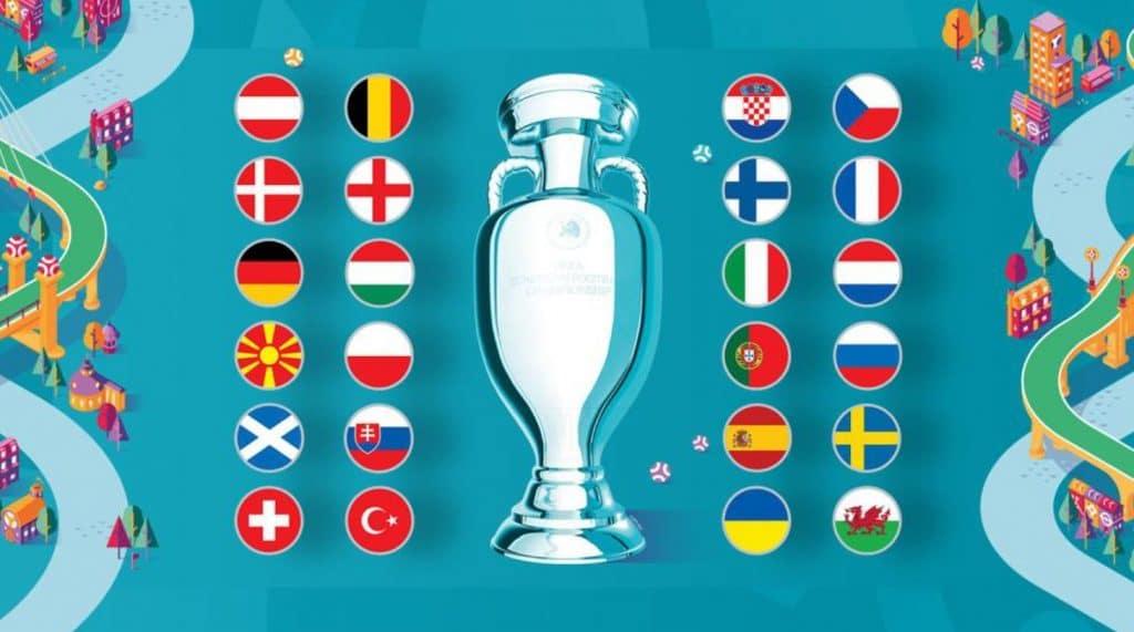 Sverige i EM 2021 - Spela på Sverige i UEFA Euro 2020