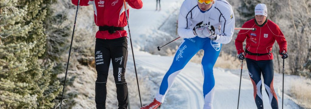 Betta på längdskidåkning - En guide till odds på längdskidor