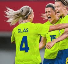 Sverige OS-damer